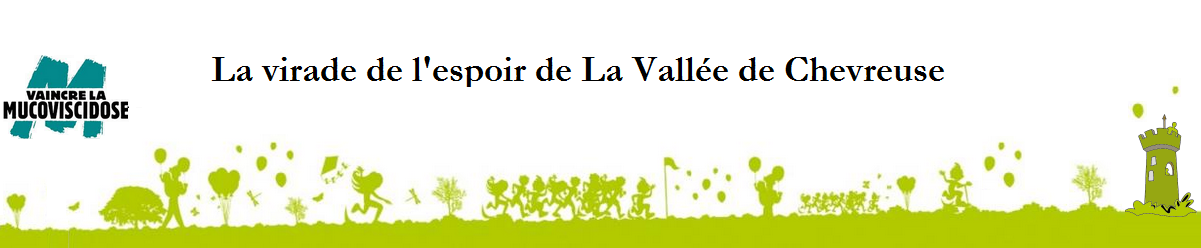 La Virade de l'espoir de la vallée de Chevreuse