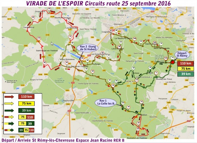 cyclo-parcours